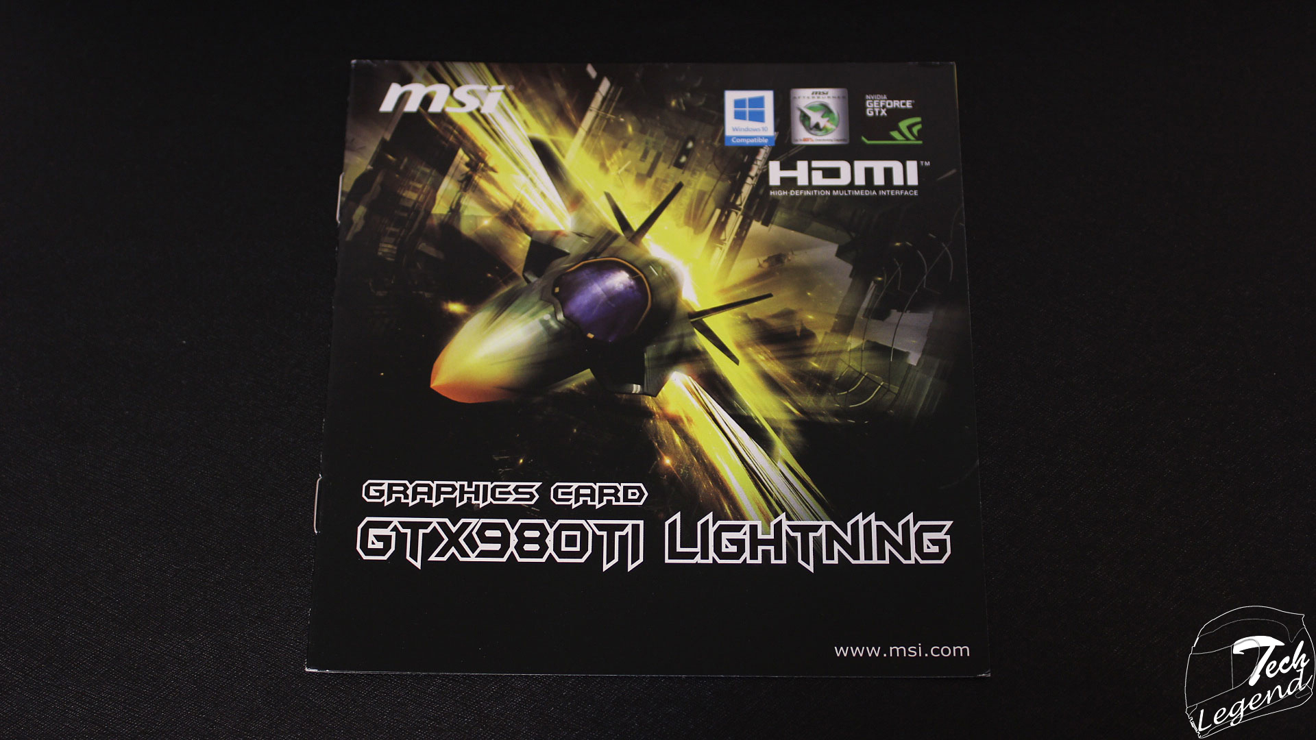 gtx 980 ti lightning drivers