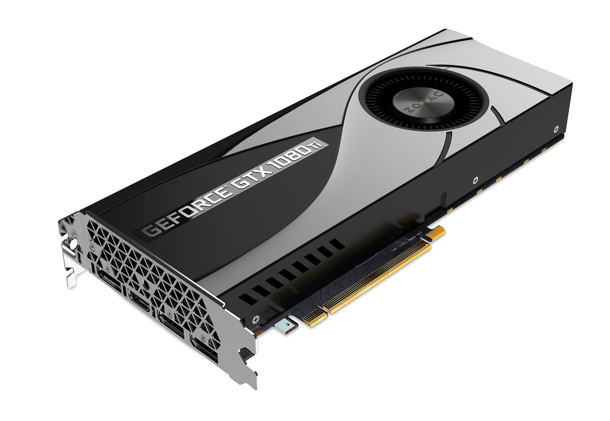 ZOTAC Launches the GeForce GTX 1080 Ti in multiple variants