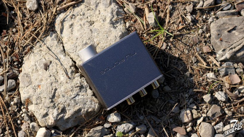 Optoma NuForce uDAC 5 portable DAC and AMP review