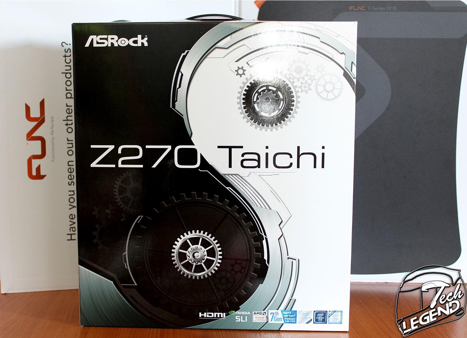 ASRock Z270 Taichi | Motherboard Review