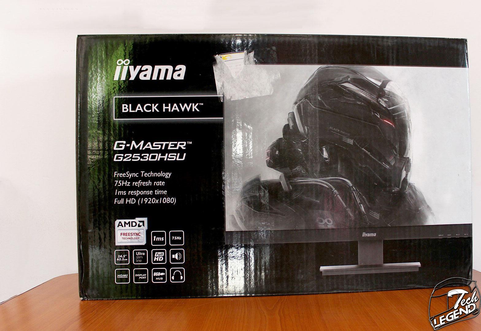 IIyama G-Master G2530HSU-B1   Budget Gaming monitor Review