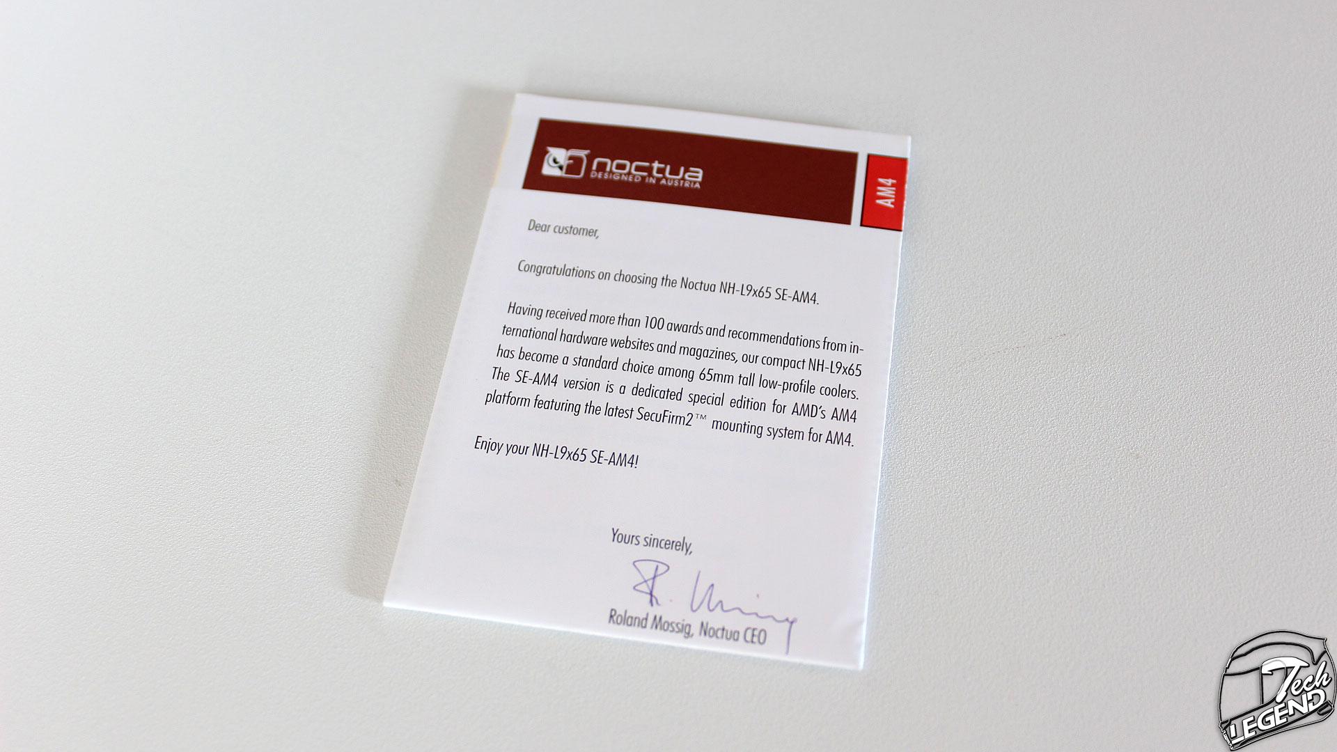 Noctua NH-L9x65 SE-AM4   ITX Ryzen CPU Cooler Review