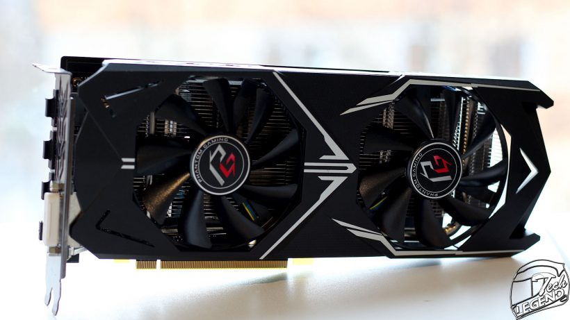 ASRock Radeon RX 580 Phantom Gaming X OC 8GB Review