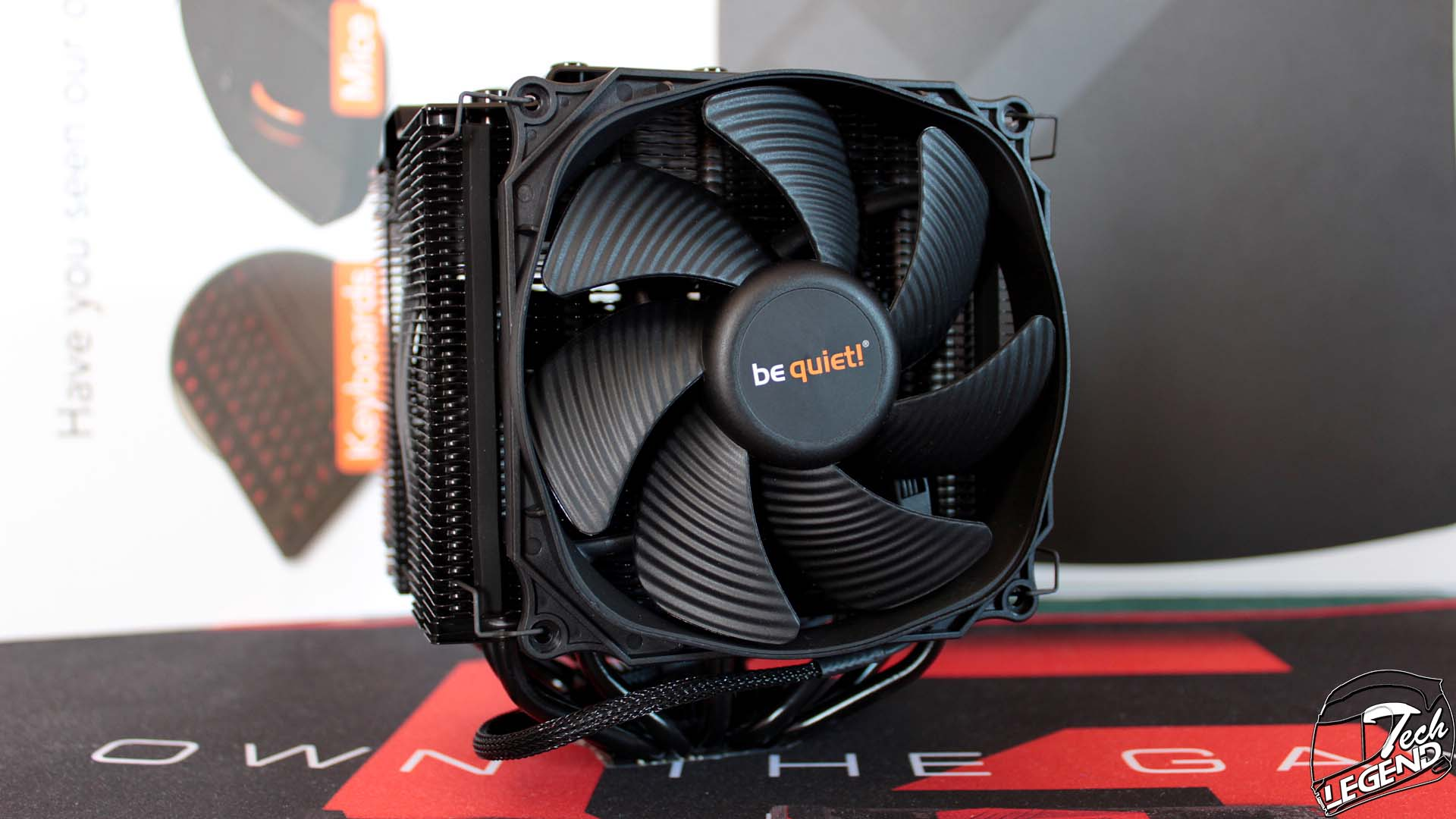 Be Quiet! Dark Rock Pro 4 - Air CPU Cooler Review